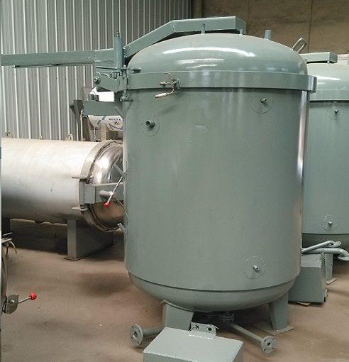 高温高压化制釜在病死动物无害化处理中的应用